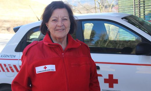 Klothilde Salbrechter wird heuer für ihr 40-jähriges ehrenamtliches Engagement ausgezeichnet