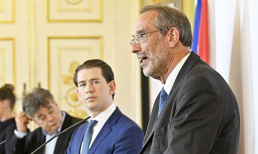 Bildungsminister Fassmann ist erfreut: 90 In Prozent der Schulen wird an den Fenstertagen unterrichtet werden