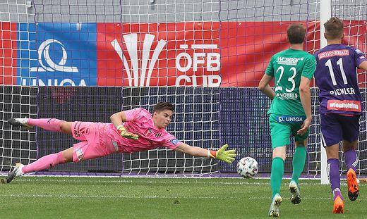 Die Nachtragstermine für den ÖFB-Cup stehen fest