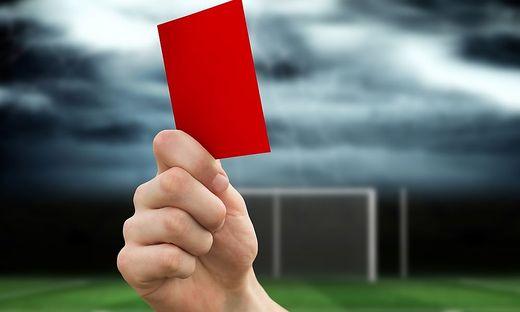Rote Karte und drei Spiele Sperre fasste der Frantschacher bereits aus. Ob es mehr wird, wird sich zeigen