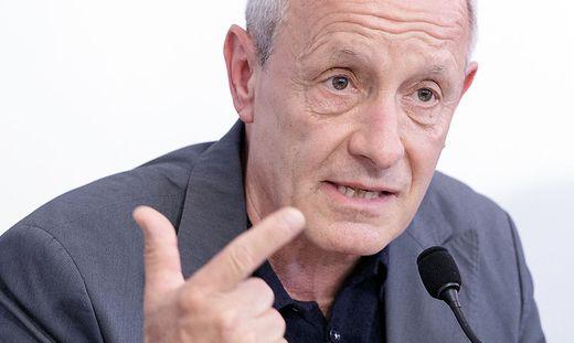 NR-WAHL: PK PETER PILZ 'ENTSCHEIDUNG UeBER KANDIDATUR'