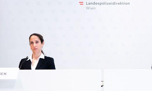 PK LANDESPOLIZEIDIREKTION WIEN ZUM TERRORANSCHLAG VOM 2. NOVEMBER: BUSSEK / LOHNEGGER