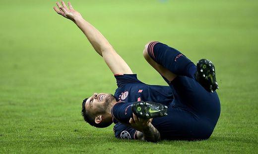 Hernandez ist schon wieder verletzt