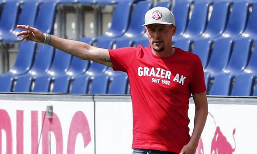 SOCCER - 2. Liga, Liefering vs GAK