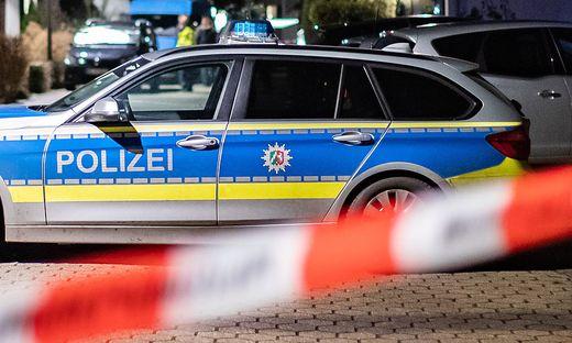 Polizeieinsatz in Deutschland (Archivbild)