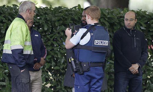 Neuseeland Moschee Twitter: Christchurch: Tote Bei Angriffen Auf Moscheen In