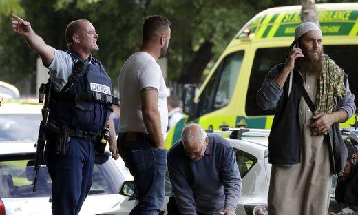 Tote bei Angriffen auf Moscheen in Neuseeland