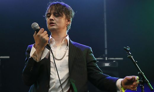 Musiker Pete Doherty