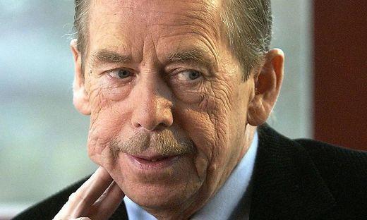 Frueherer tschechischer Praesident Havel gestorben