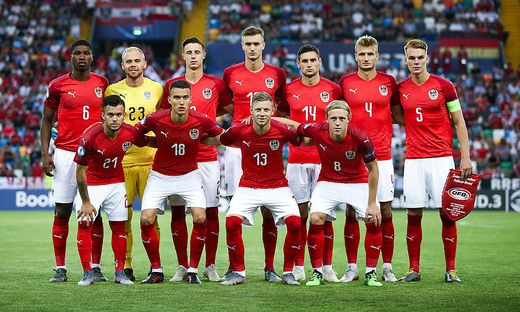 SOCCER - U21 EURO 2019, AUT vs GER