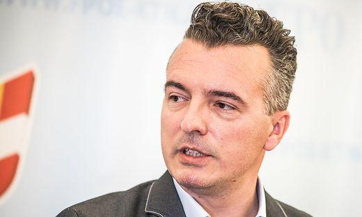 Landtagsabgeordneter Gernot Darmann