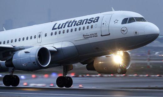 Die Lufthansa ist von der Coronakrise schwer getroffen