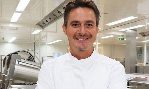 Andere Zeiten für Michael Triebels Großküche