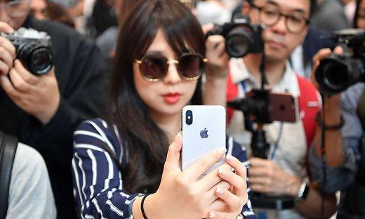 Das iPhone X ist das neue Premium-Gerät von Apple