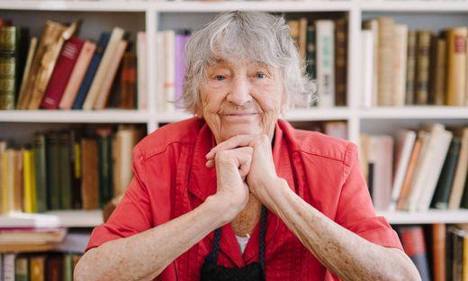 Lida Winiewicz starb im Alter von 92 Jahren