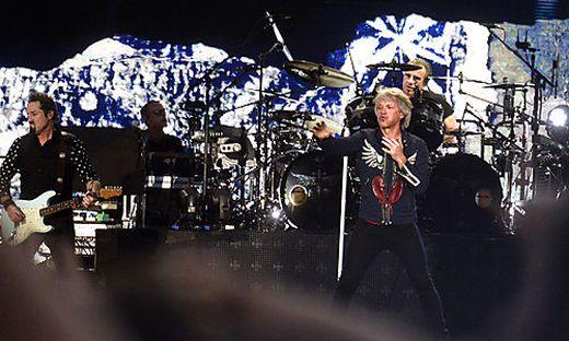 Rätselraten: Bon Jovi schon am Wörthersee eingetroffen