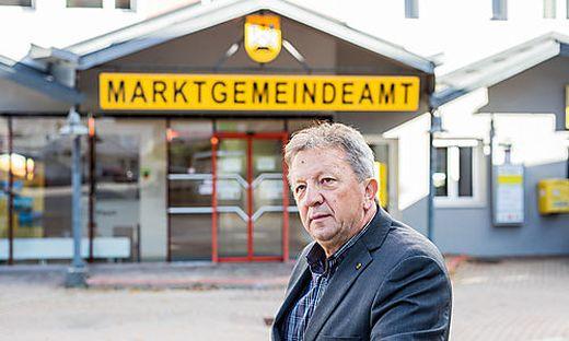 Arnoldsteins Bürgermeister Erich Kessler wird seit 9. Juli bedroht