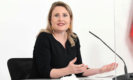 Familienministerin Susanne Raab (ÖVP)