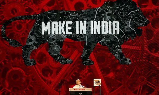 Der indische Regierungschef Narendra Modi