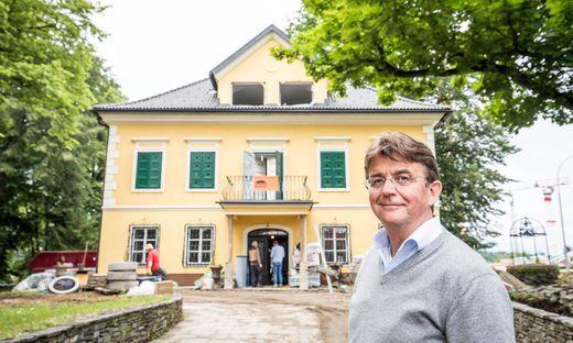 Unternehmer Hannes Jagerhofer