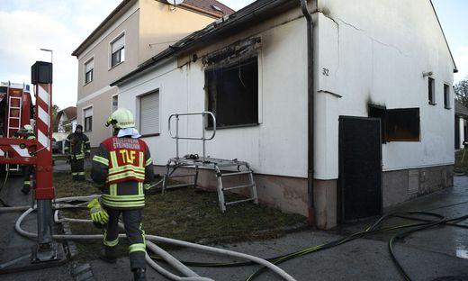 68-Jähriger stirbt bei Wohnhausbrand