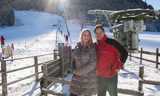 Alexandra und Rudi Sereinig planen einen dritten Lift