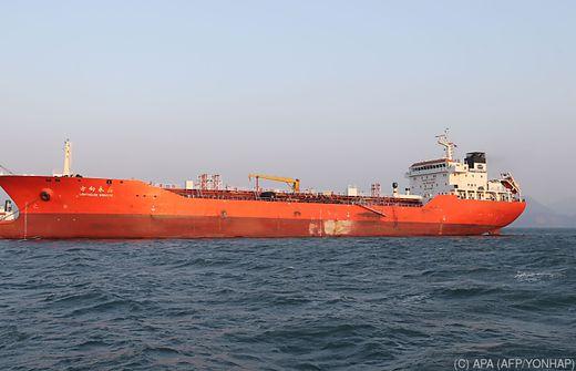 Russische Tanker haben Nordkorea mit Öl versorgt