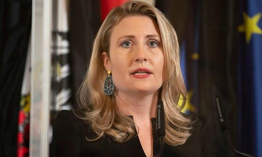 Integrations- und Frauenministerin Susanne Raab