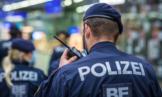 Rund 50 Polizeibeamte waren gestern an den Schwerpunktkontrollen beteiligt.