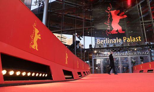 Gruener roter Teppich der Berlinale hat sich bewaehrt
