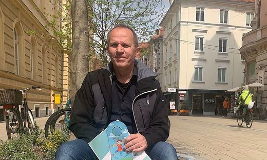 Ernst Muhr hat Fratz Graz vor 30 Jahren als Einzelkämpfer gegründet.