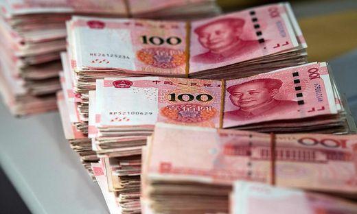 China wertet den Yuan ab