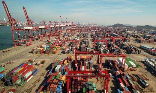Der Zollkonflikt macht Chinas Wirtschaft zu schaffen