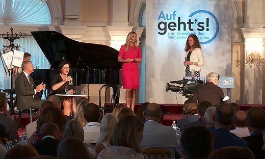 """""""Auf geht's! zum Comeback des heimischen Tourismus"""""""