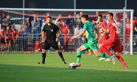 Der GAK unterlag Hannover 1:3