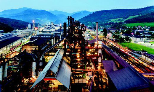 Stahlproduktion: Energieintensiv und für die Steiermark von großer Bedeutung