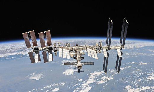 Bald ein Touristenmagnet: Die Raumstation ISS