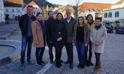 Die Hartberger Grünen und Unabhängigen präsentierten ihre Liste