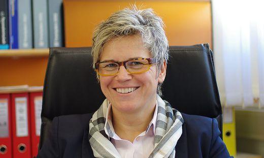 Silvia Wolfsteiner ist die Leiterin der Reha Bruck