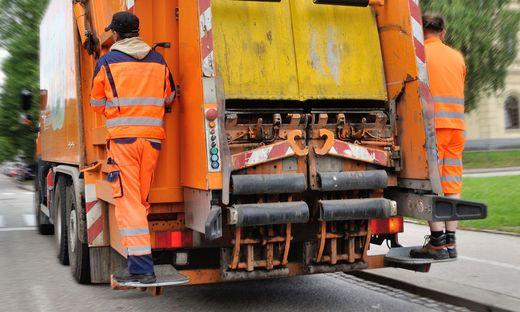 Solang die Müllabfuhr noch fährt, solang ist Klagenfurt noch nicht verloren!