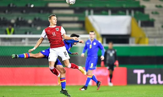 SOCCER - UEFA U21 EURO Quali, AUT vs AND