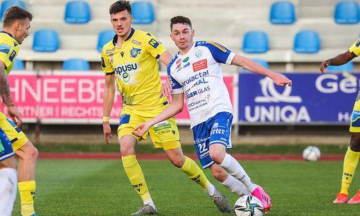 SOCCER - BL, Hartberg vs St.Poelten