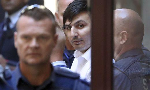 Todesfahrer von Melbourne zu lebenslanger Haft verurteilt