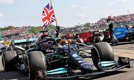 FORMULA 1 - GP of Britain 2021