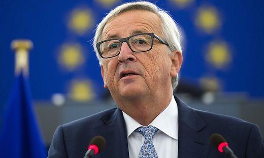 Jean-Claude Juncker hat viele Pläne für die EU