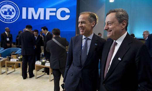 Ezb Präsident Draghi Schreibt Konjunkturerholung In 2 Jahreshälfte