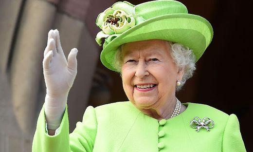 Elizabeth II., Königin des Vereinigten Königreichs Großbritannien und Nordirland