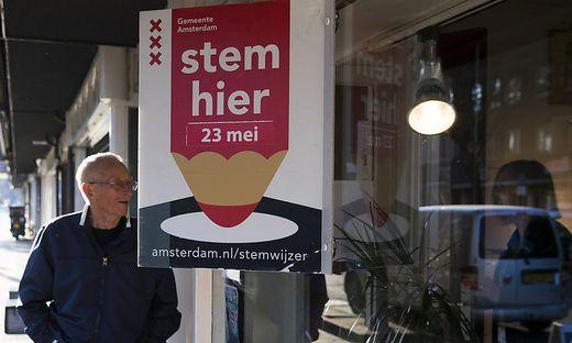 Wahlauftakt in den Niederlanden