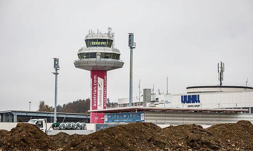 Symbol für Kirchturmpolitik: Flughafen Klagenfurt