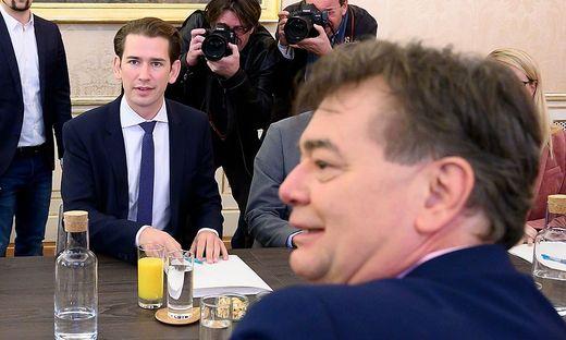 ÖVP und Grüne gehen in nächste Sondierungsrunde